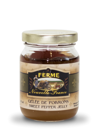 Sweet pepper jelly