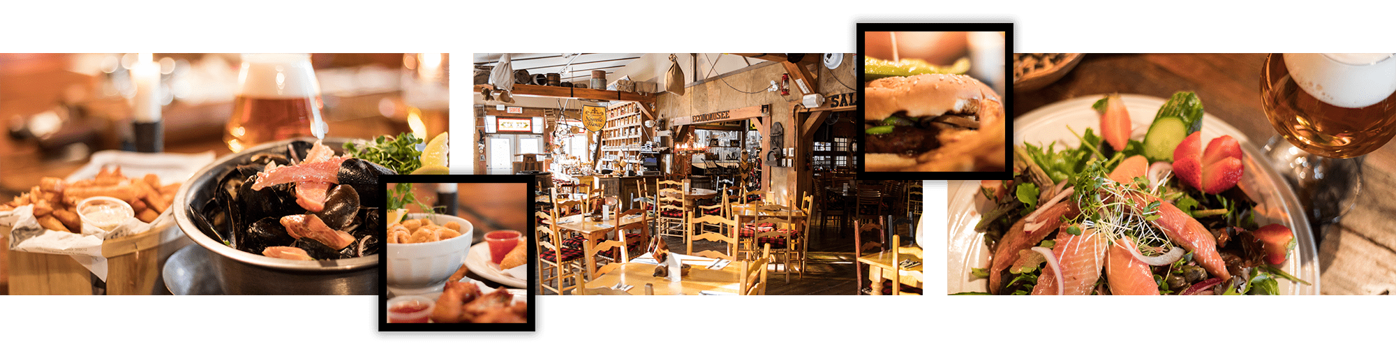 Restaurant Nouvelle France
