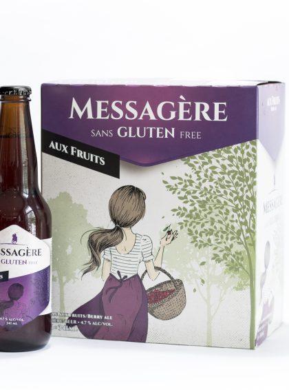 Messagère aux Fruits - 6 Pack