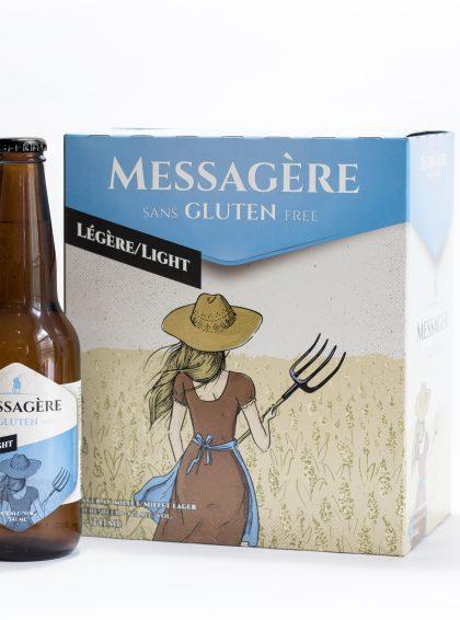 Messagère Légère - 6 Pack