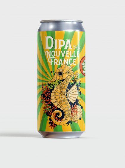DIPA de la Nouvelle-France - Citra et Sultana