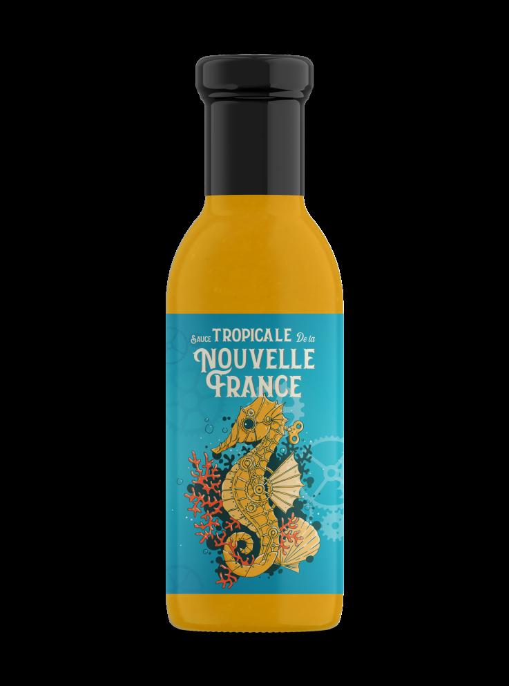 Sauce Tropicale de la Nouvelle-France