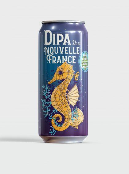 DIPA de la Nouvelle-France - Citra et Galaxy